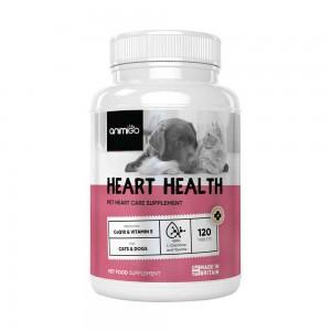 Heart Health - 120 Tabletten - Animigo