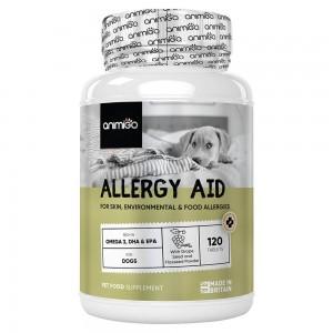 Allergiehilfe für Hunde - 120 Tabletten
