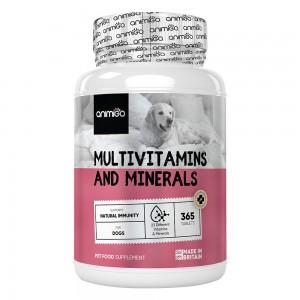 Multivitamine & Mineralstoffe für Hunde - Animigo